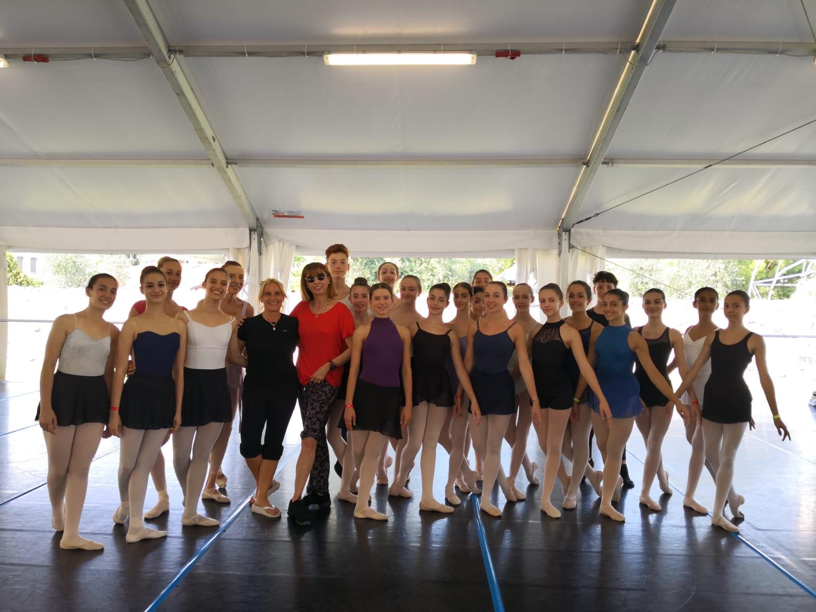 seminari insegnanti danza